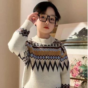 東莞童毛衣批發時尚童裝中大童裝韓版毛衣批發的雜款童裝毛衣批發